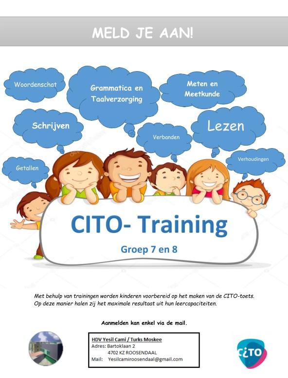 Flyer CITO